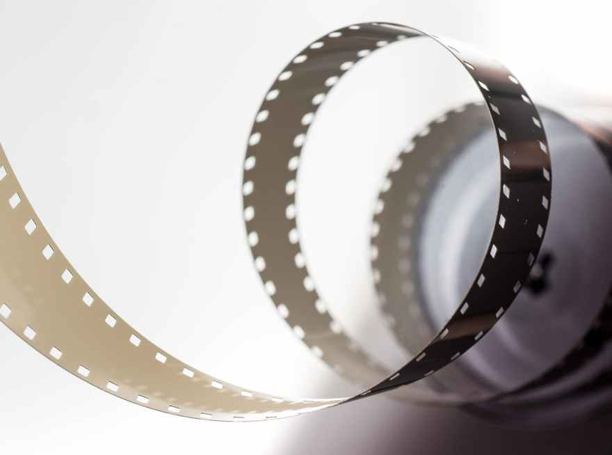 image of a film reel